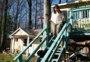 Treehouse teaching and laundry art: Educators find creative ways to reach kids