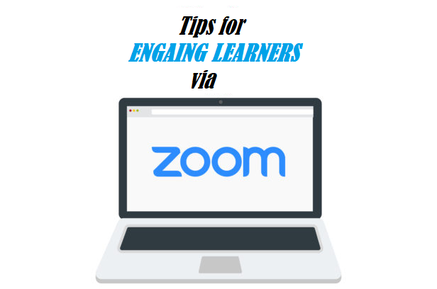 Five Tips for Increasing Zoom Engagement