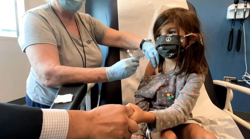 White House tells states to prepare for Covid vaccinations in young children
