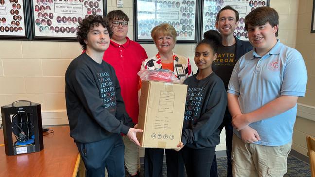 Dayton Public Schools students get free 3D printers for workshop